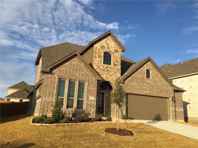 320 Thompson Drive, Van Alstyne, TX 75495 (MLS #13681325) :: Magnolia Realty