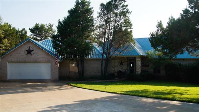 1021 N Mesquite Ridge, Possum Kingdom Lake, TX 76449 (MLS #13685179) :: Team Hodnett