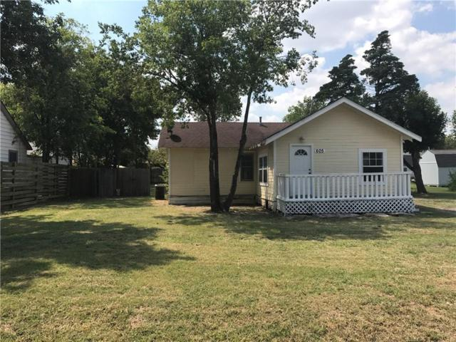 605 S Church Street, Ferris, TX 75125 (MLS #13685367) :: Pinnacle Realty Team