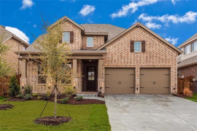 1108 Hot Springs Way, Celina, TX 75009 (MLS #13685649) :: Team Hodnett