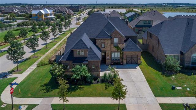 228 Birdcall Lane, Argyle, TX 76226 (MLS #13689418) :: The Real Estate Station