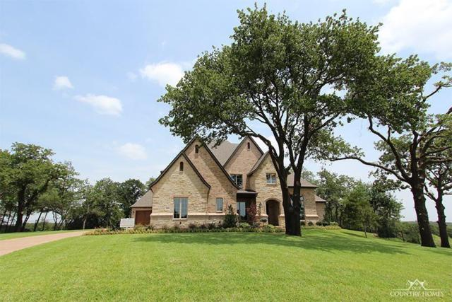 4600 Montalcino Boulevard, Flower Mound, TX 75022 (MLS #13694597) :: The Real Estate Station