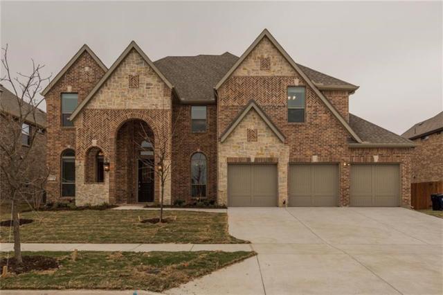 13714 Sheridan Street, Frisco, TX 75035 (MLS #13695330) :: Team Hodnett