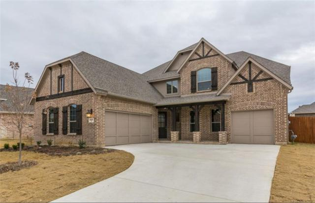 4212 Round Valley, Fort Worth, TX 76262 (MLS #13695467) :: Team Hodnett