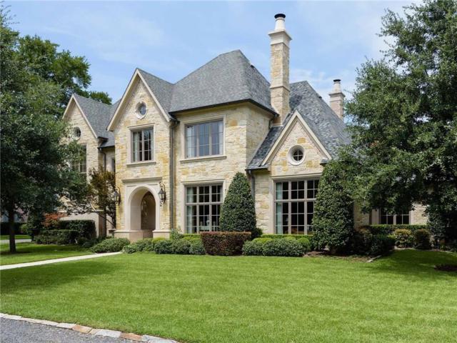 6407 Meadow Road, Dallas, TX 75230 (MLS #13695910) :: Robbins Real Estate