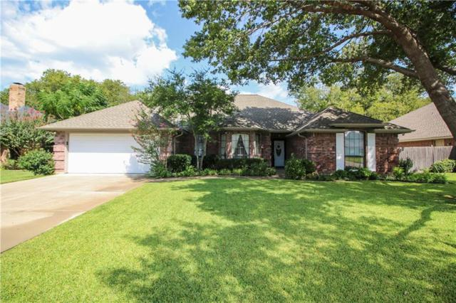 8120 Saddlebrook Drive, Benbrook, TX 76116 (MLS #13696178) :: Potts Realty Group