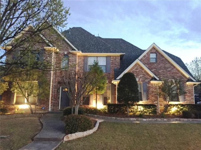 500 Snowdon Court, Highland Village, TX 75077 (MLS #13696203) :: Team Tiller