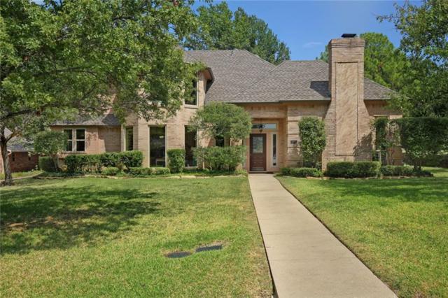 101 Ranney Drive, Highland Village, TX 75077 (MLS #13696308) :: Team Tiller