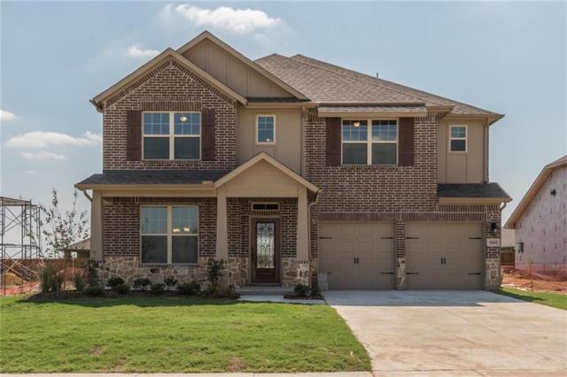 5441 Pronghorn Way, Prosper, TX 76227 (MLS #13696920) :: Team Hodnett