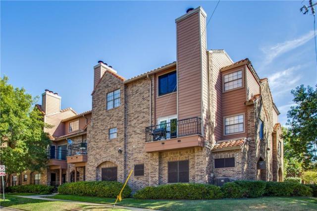 6002 Auburndale Avenue 6002D, University Park, TX 75205 (MLS #13697965) :: The Chad Smith Team