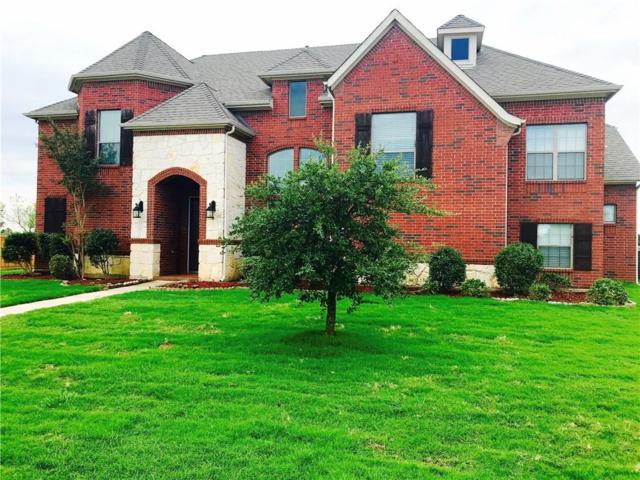 284 Grindstone Street, Sunnyvale, TX 75182 (MLS #13700671) :: Exalt Realty