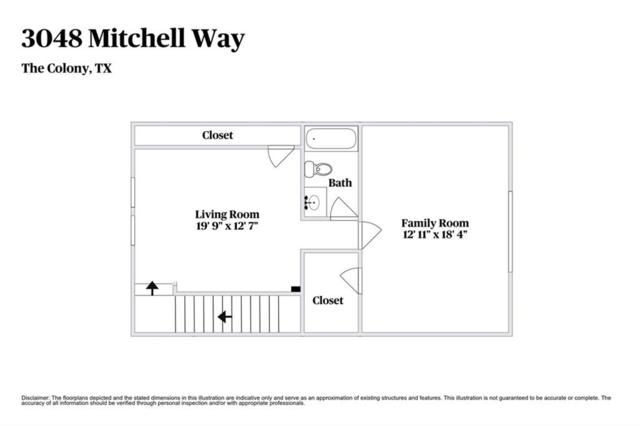 3048 Mitchell Way, The Colony, TX 75056 (MLS #13701186) :: Team Hodnett