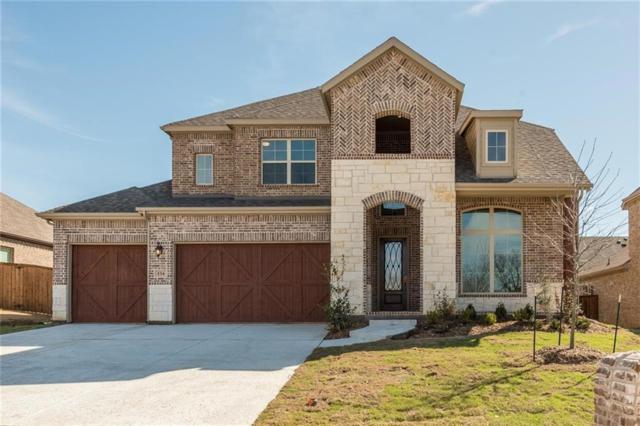 134 Shady Glen, Hickory Creek, TX 75065 (MLS #13701438) :: Team Hodnett