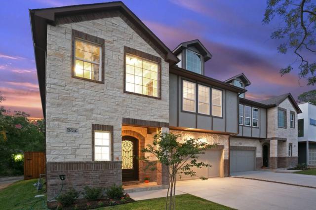2616 Calvin Street, Dallas, TX 75204 (MLS #13702917) :: Team Hodnett