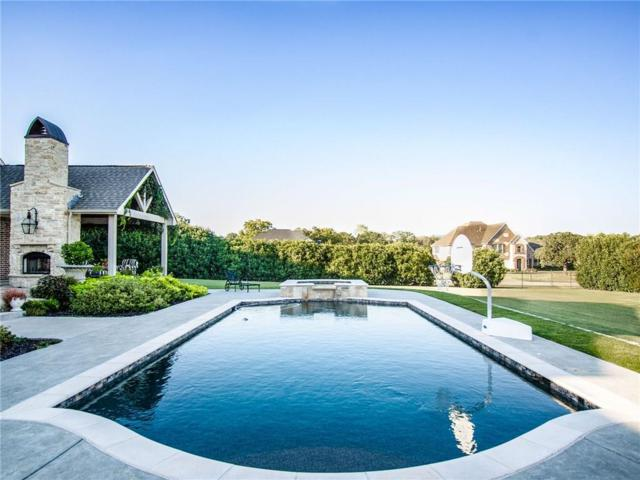601 Clariden Ranch Road, Southlake, TX 76092 (MLS #13704584) :: The Mitchell Group