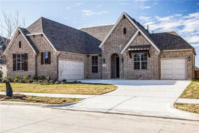 721 Rosewood Place, Aledo, TX 76008 (MLS #13704773) :: Team Hodnett