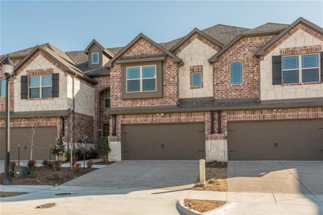 1226 Wiltshire Drive, Allen, TX 75013 (MLS #13705312) :: Team Hodnett