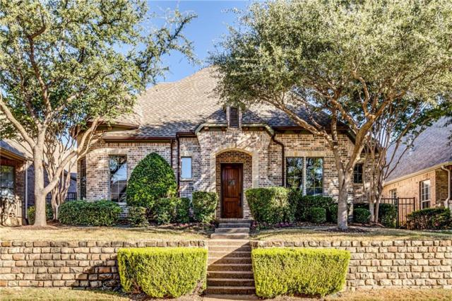 5480 Braemar Drive, Frisco, TX 75034 (MLS #13705510) :: Team Hodnett