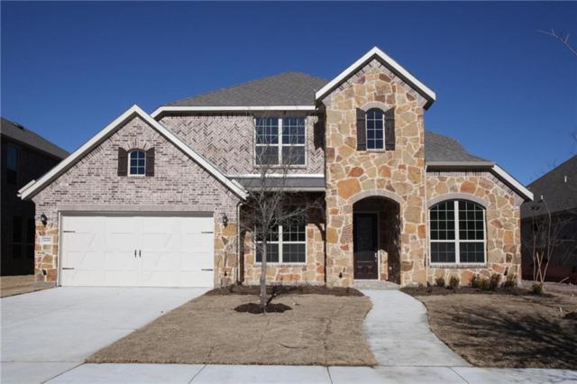11090 San Pedro Street, Frisco, TX 75035 (MLS #13706307) :: Team Hodnett