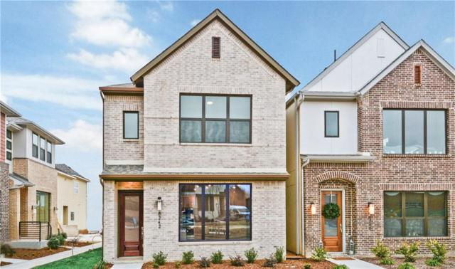 8242 Folcroft Lane, Dallas, TX 75231 (MLS #13706318) :: Team Hodnett