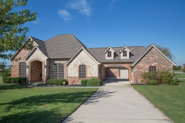 14317 Meadow Grove Drive, Haslet, TX 76052 (MLS #13706789) :: The Marriott Group