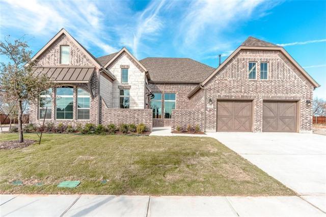 11514 Cerrillos Drive, Frisco, TX 75035 (MLS #13706954) :: Team Hodnett