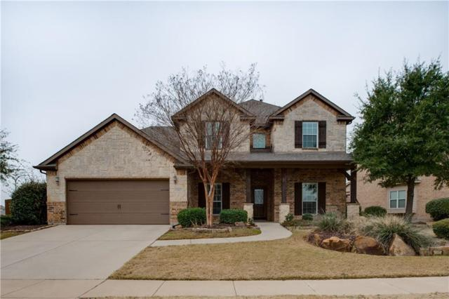 9505 Cholla Cactus Trail, Fort Worth, TX 76177 (MLS #13708136) :: Team Hodnett