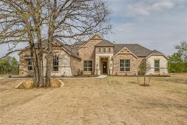 4139 Timber Vista Drive, Burleson, TX 76028 (MLS #13708674) :: Team Hodnett