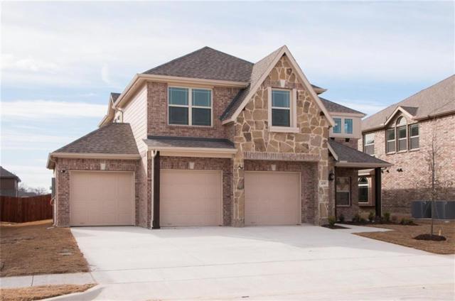 438 Brook Meadow Drive, Midlothian, TX 76065 (MLS #13709188) :: The Marriott Group