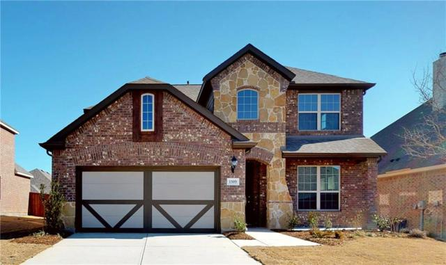 1309 Meridian Drive, Forney, TX 75126 (MLS #13709581) :: Team Hodnett