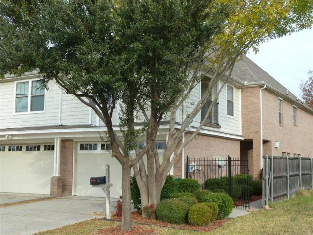 312 Henrietta Street, Lewisville, TX 75057 (MLS #13710039) :: Pinnacle Realty Team