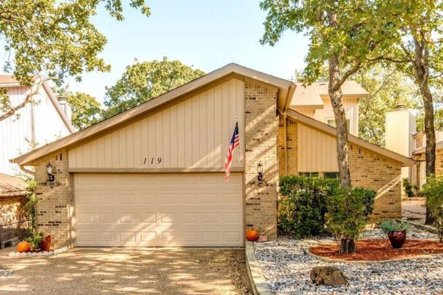 119 Summit Cove, Trophy Club, TX 76262 (MLS #13710446) :: The Marriott Group