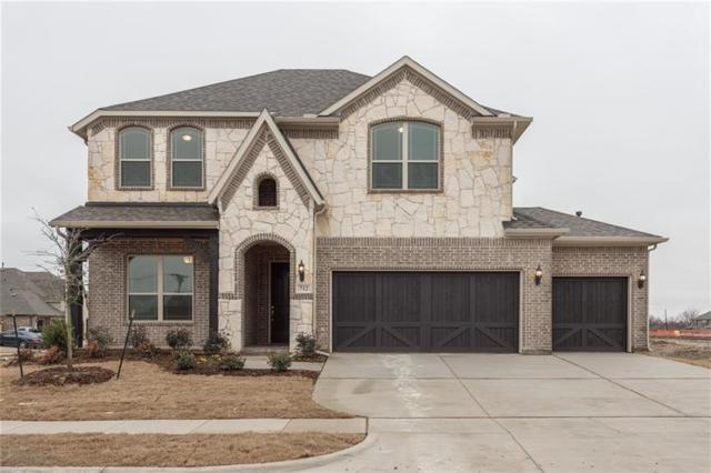 712 Hammond Drive, Wylie, TX 75098 (MLS #13711172) :: Team Hodnett