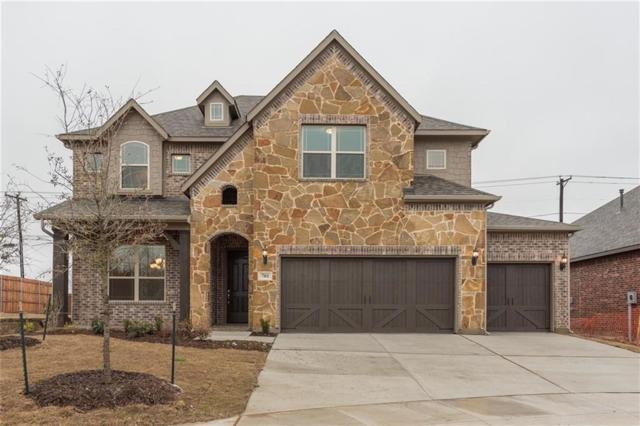 701 Rockingham Drive, Wylie, TX 75098 (MLS #13711204) :: Team Hodnett