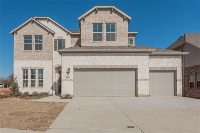 5404 Staghorn Court, Mckinney, TX 75071 (MLS #13712212) :: Team Hodnett
