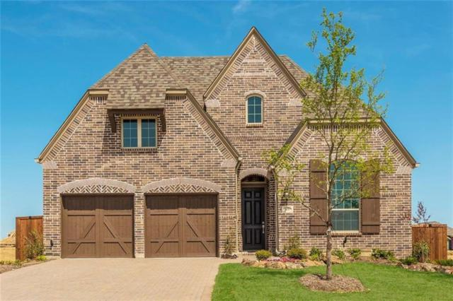 1670 Trellis Drive, Prosper, TX 75078 (MLS #13712685) :: Team Hodnett
