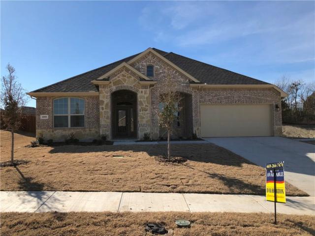 1501 Burlingame Drive, Rockwall, TX 75087 (MLS #13712748) :: Team Hodnett