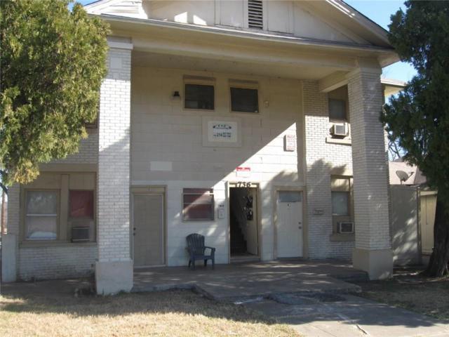 736 N Zang Boulevard, Dallas, TX 75208 (MLS #13713344) :: Baldree Home Team