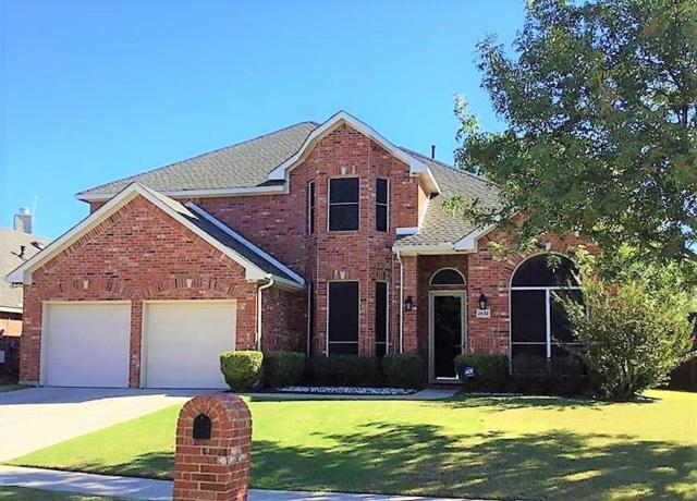 2632 Peachleaf Lane, Flower Mound, TX 75028 (MLS #13713386) :: Real Estate By Design