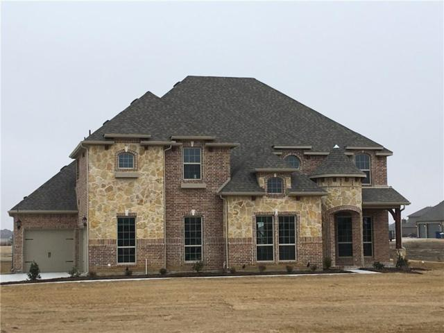 1625 Winding Creek Lane, Rockwall, TX 75032 (MLS #13714180) :: RE/MAX Town & Country