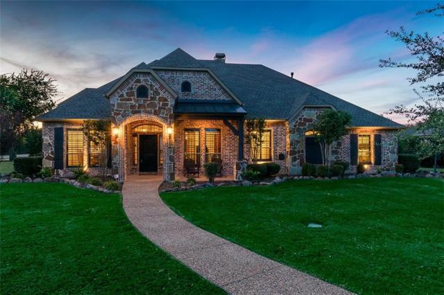 1741 Blue Forest Drive, Prosper, TX 75078 (MLS #13714523) :: Team Hodnett