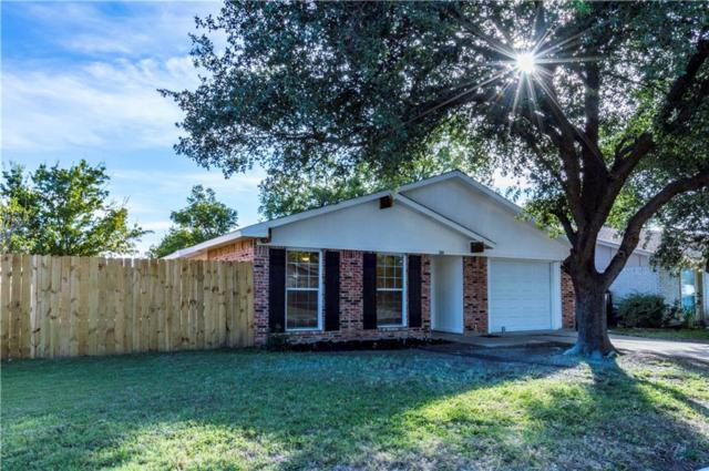 2034 Rose Hill Road, Carrollton, TX 75007 (MLS #13715014) :: The Good Home Team