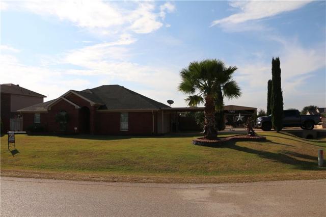 2201 Saler Drive, Crowley, TX 76036 (MLS #13715174) :: Team Hodnett