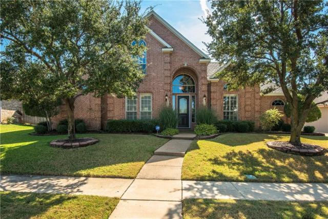 413 S Bridlewood, Colleyville, TX 76034 (MLS #13715293) :: The Mitchell Group