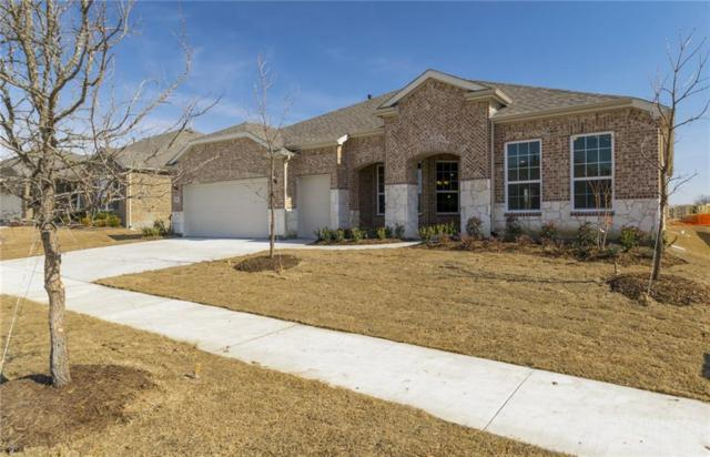 6554 Rustic Villa Lane, Frisco, TX 75034 (MLS #13715333) :: Team Hodnett