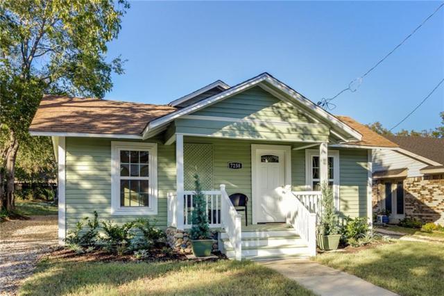 7258 Pecan Street, Frisco, TX 75034 (MLS #13715437) :: Real Estate By Design