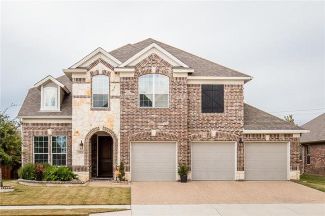 15028 Seventeen Lakes Boulevard, Fort Worth, TX 76262 (MLS #13715465) :: NewHomePrograms.com LLC