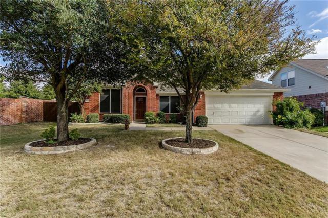 5201 Selago Drive, Fort Worth, TX 76244 (MLS #13715496) :: RE/MAX Elite