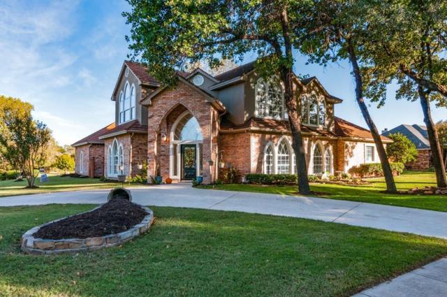 1532 Spinnaker Lane, Azle, TX 76020 (MLS #13715597) :: Team Hodnett