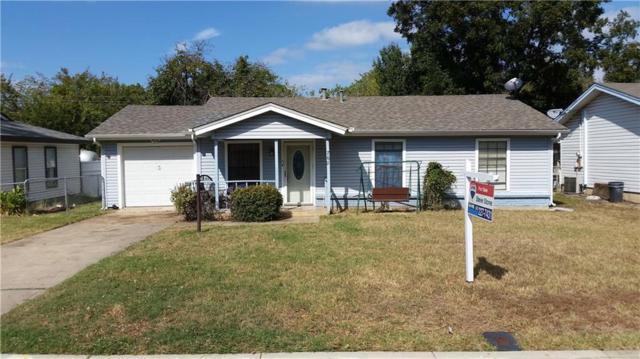 760 Cullum Avenue, Hurst, TX 76053 (MLS #13715894) :: The Mitchell Group